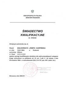 Świadectwo_kwalifikacyjne